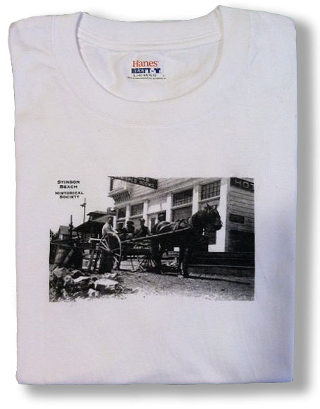 Horsedrawn Cart T-Shirt