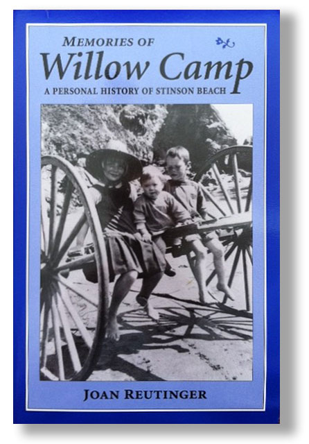 Memories of Willow Camp book